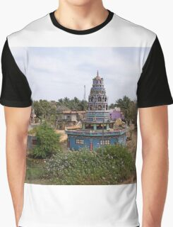 Temples Graphic T-Shirt