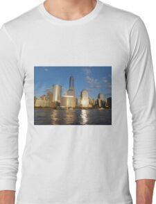 One World Trade Center. New York Long Sleeve T-Shirt