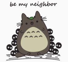 Be My Neighbor by patricialdavis