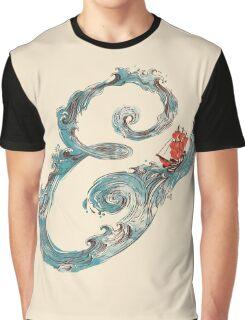 Water Ampersand Graphic T-Shirt
