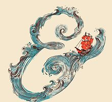 Water Ampersand by Francisco Martins