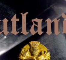 Outlander/Jamie Fraser Sticker