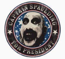 Captain Spaulding for President by Astro2002