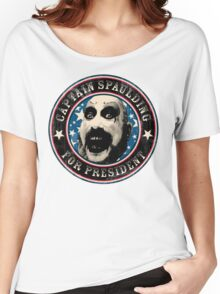 Captain Spaulding for President Women's Relaxed Fit T-Shirt