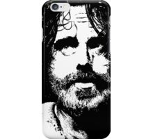 The Walking Dead: Rick #2 iPhone Case/Skin