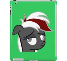 funny which confused me iPad Case/Skin