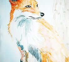 Foxy Thing by Josephine Mulholland