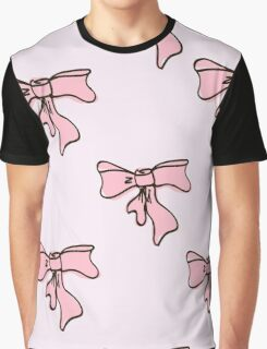 bows on a white background Graphic T-Shirt