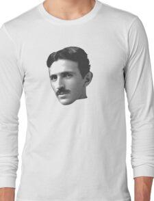Nikola Tesla Long Sleeve T-Shirt