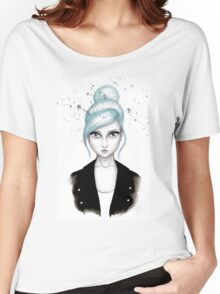 Pastel hair Women's Relaxed Fit T-Shirt
