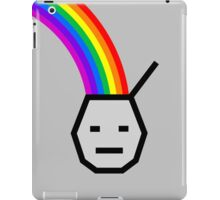 Release the depression iPad Case/Skin