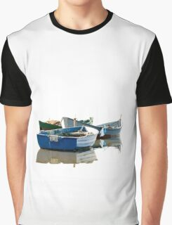Flying on the water. Graphic T-Shirt