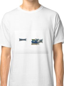 Flying on the water. Classic T-Shirt