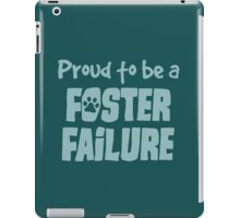 Foster Failure iPad Case/Skin