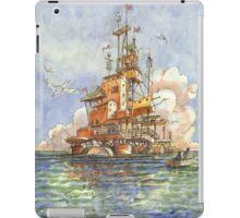 La Citta' Galleggiante iPad Case/Skin