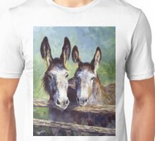 Dos Burros - Two Donkeys Unisex T-Shirt