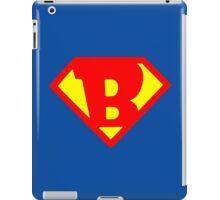 Super B iPad Case/Skin