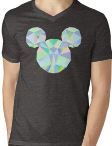 Pop Crystal Mens V-Neck T-Shirt