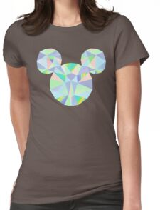 Pop Crystal Womens Fitted T-Shirt