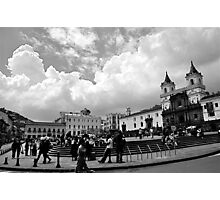 The Plaza Photographic Print