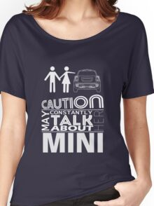 May constantly think about her MINI Women's Relaxed Fit T-Shirt
