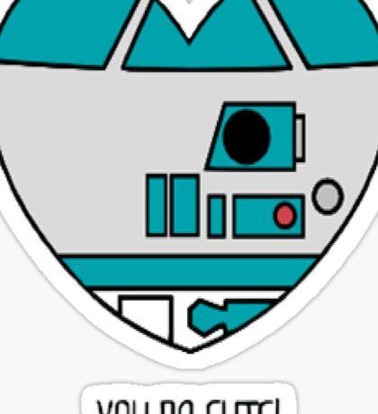 Star Wars - Love  Sticker