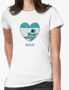 Star Wars - Love  Womens Fitted T-Shirt