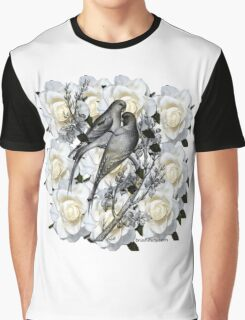 hugging doves Graphic T-Shirt