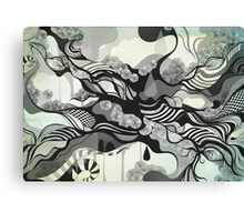 Ebb and Flow Canvas Print