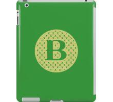 B Spontanious iPad Case/Skin