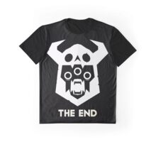 The End - White Version Graphic T-Shirt