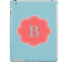 B Cloudy iPad Case/Skin