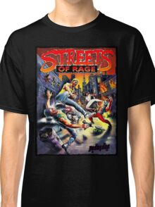 Streets of Rage ★ Classic T-Shirt