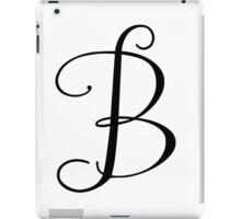 B4 iPad Case/Skin