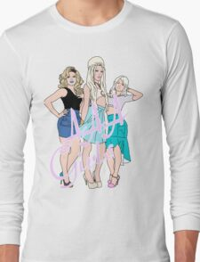 AAA Girls Long Sleeve T-Shirt