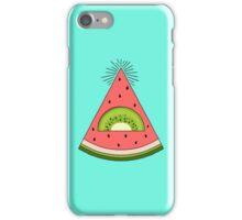 Watermelon X Kiwi iPhone Case/Skin