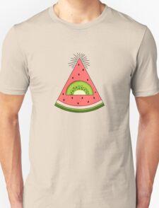 Watermelon X Kiwi Unisex T-Shirt