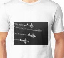 Four Smokin' Aces Unisex T-Shirt
