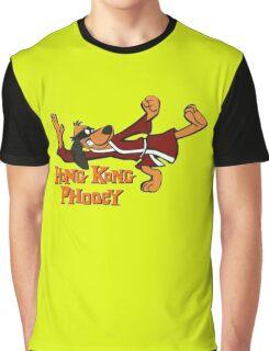 HONG KONG PHOOEY! Graphic T-Shirt