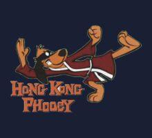 HONG KONG PHOOEY! Kids Tee