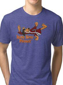 HONG KONG PHOOEY! Tri-blend T-Shirt