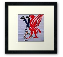 FSG INCREASING TICKET PRICES Framed Print