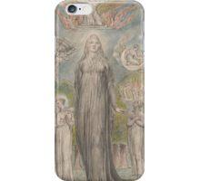 William Blake, Melancholy iPhone Case/Skin