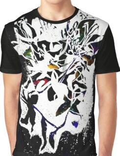 Flower (Inverted)  Graphic T-Shirt
