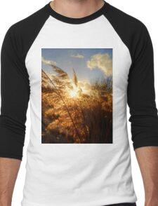 Marsh Sunset Men's Baseball ¾ T-Shirt