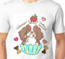Ittetsu the Cooker Spaniel ! Unisex T-Shirt