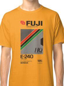Retro VHS tape vaporwave aesthetic Classic T-Shirt