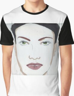 Portrait of A Woman Graphic T-Shirt