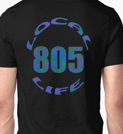 Local Life 805 Opal Unisex T-Shirt