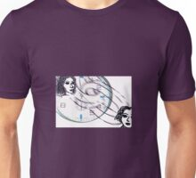 Mothers as Chains in Creation Unisex T-Shirt